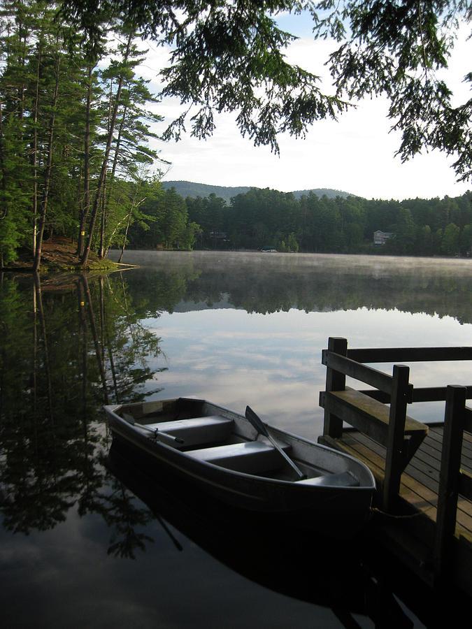 Landscape Photograph - Lake Vanare by Lali Partsvania