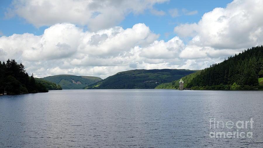 Wales Photograph - Lake Vyrnwy 2 by John Chatterley