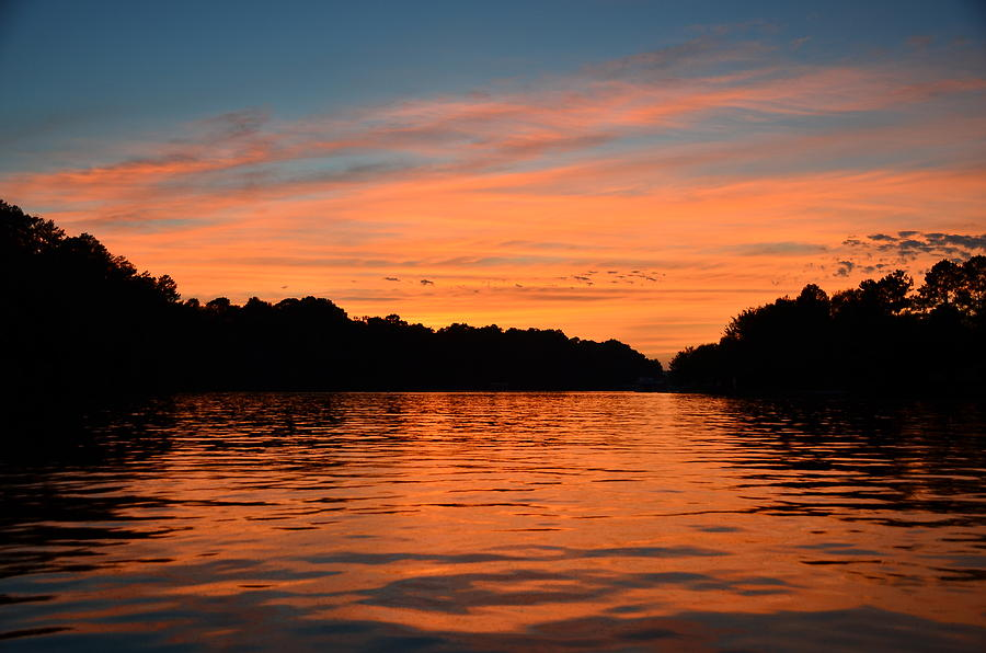 Lake Wedowee Photograph