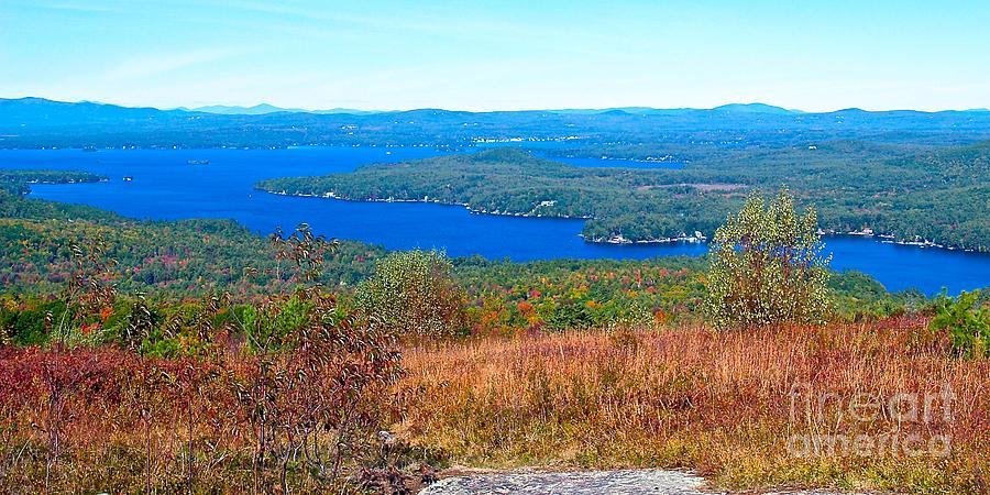Lake Winnipesaukee ll by Paul Galante