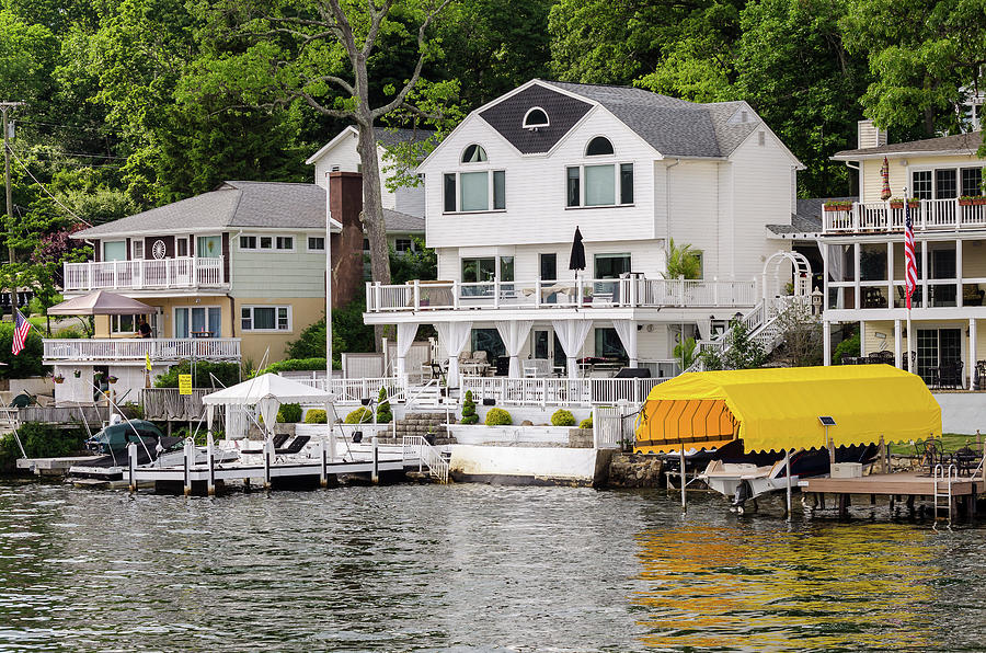 Lakefront Living Hopatcong by Maureen E Ritter