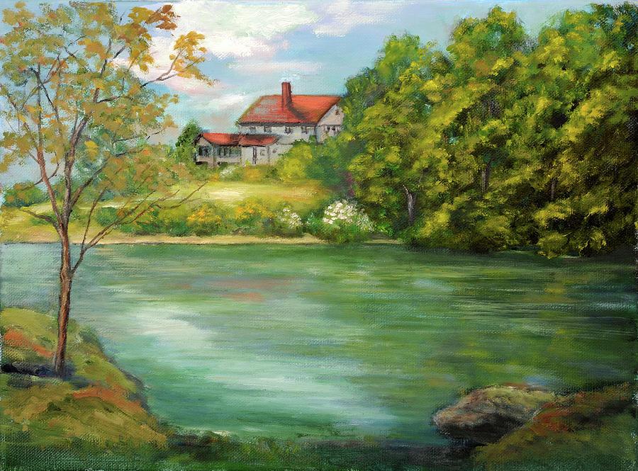 Lakeside by Aurelia Nieves-Callwood
