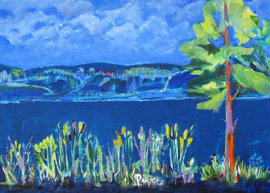 Lakeside by Betty Pieper