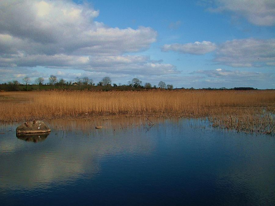 Lakeside Photograph - Lakeside Of Lough Derg by Martina Fagan