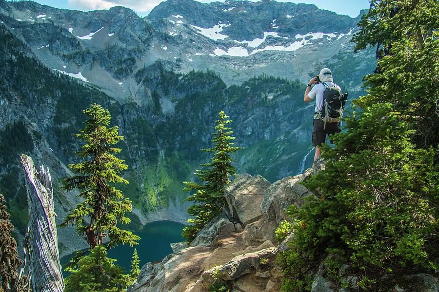 Lakeside View by Doug Scrima