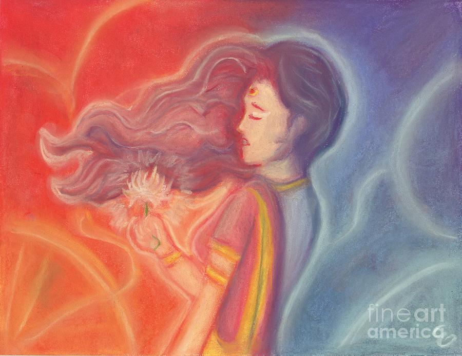 Goddess Painting - Lakshmi by Cassandra Geernaert
