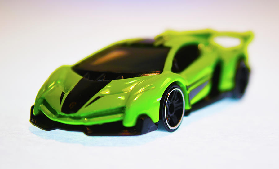 lamborghini veneno 2018 exotics series hot wheels painting