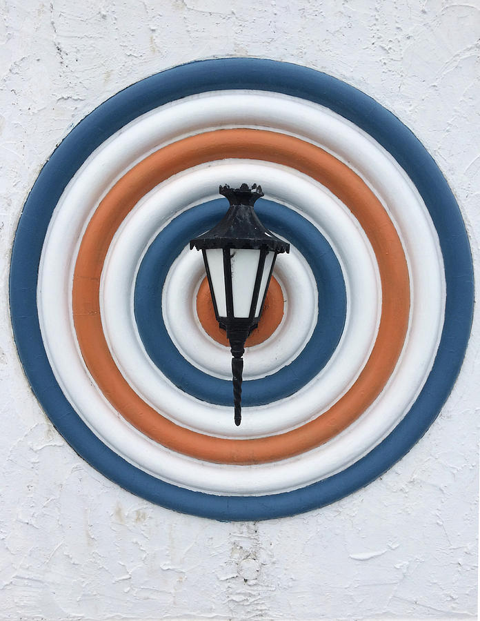 Lamp hits the Bullseye by Matthew Wolf