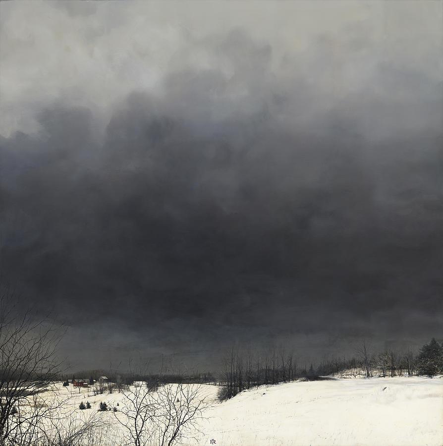 Lanark County Painting - Lanark County by Martin Tielli