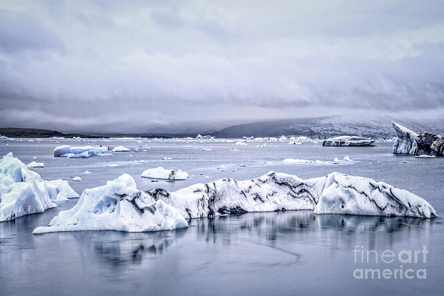 Land Of Ice Photograph