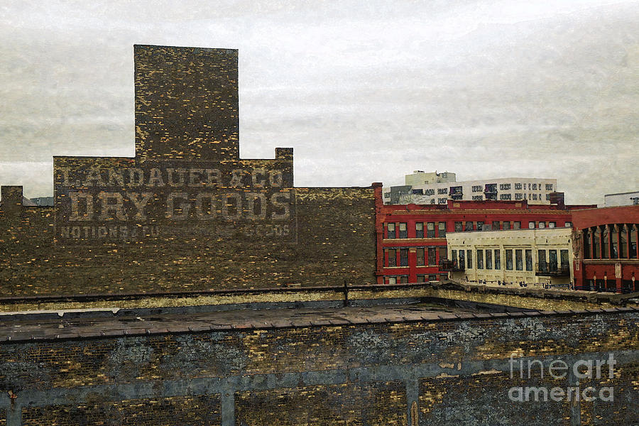 Landauer Digital Art - Landauer And Co Dry Goods by David Blank