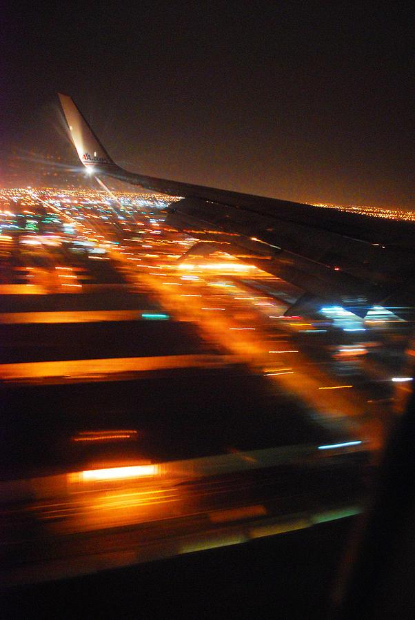 Landing Lights by Dan Montesi