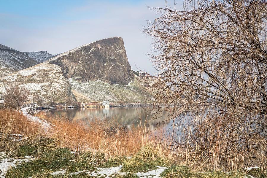 Landmark Rock by Brad Stinson