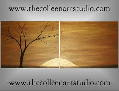 Landscape Painting - Landscape 618 by Colleen Winning