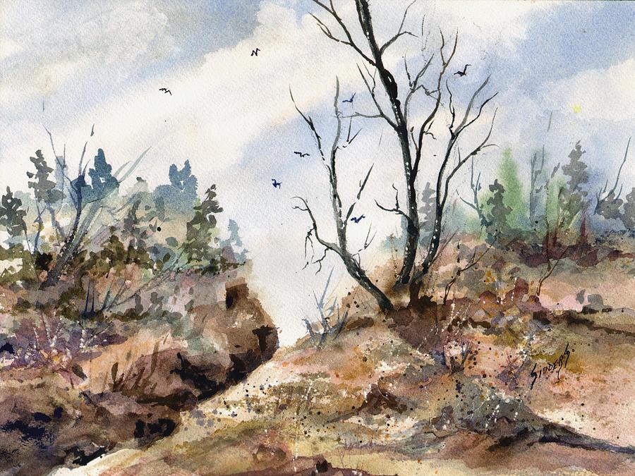 Landscape by Sam Sidders