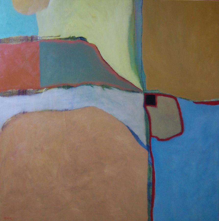Landward Ho Painting by Scott Spencer