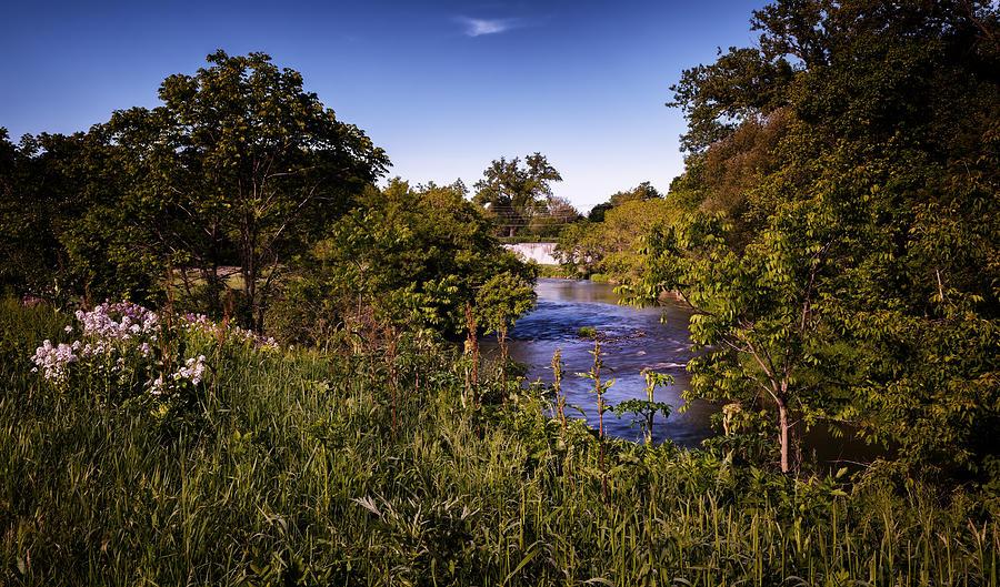 Lanesboro Dam 01 by Al  Mueller