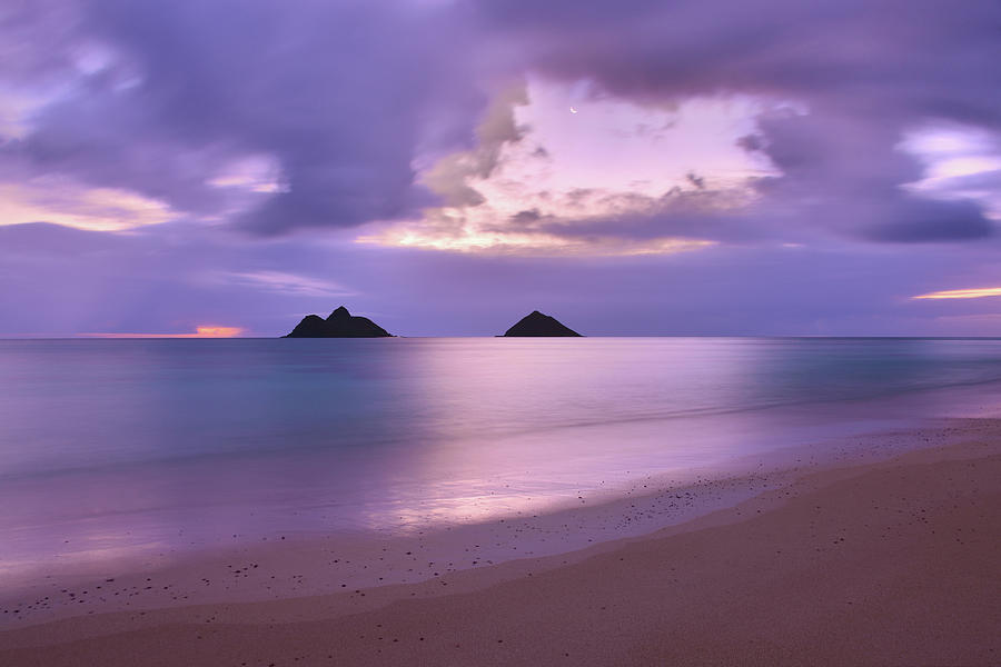Lanikai Beach Sunrise 3 Kailua Oahu Hawaii