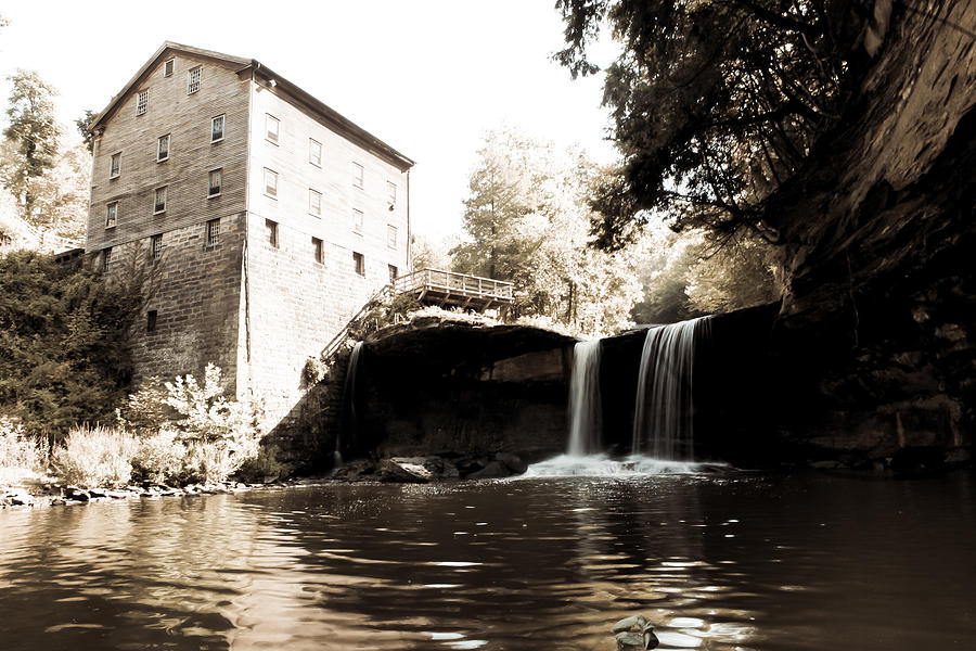 Lantermans Mill Photograph by Jimmy Taaffe