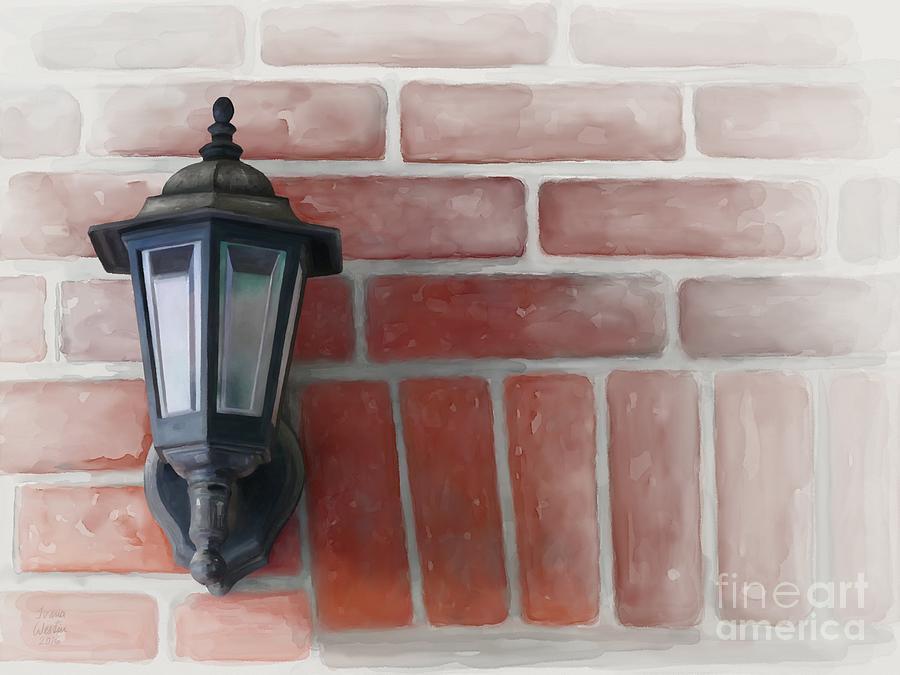 Light Painting - Lantern by Ivana Westin
