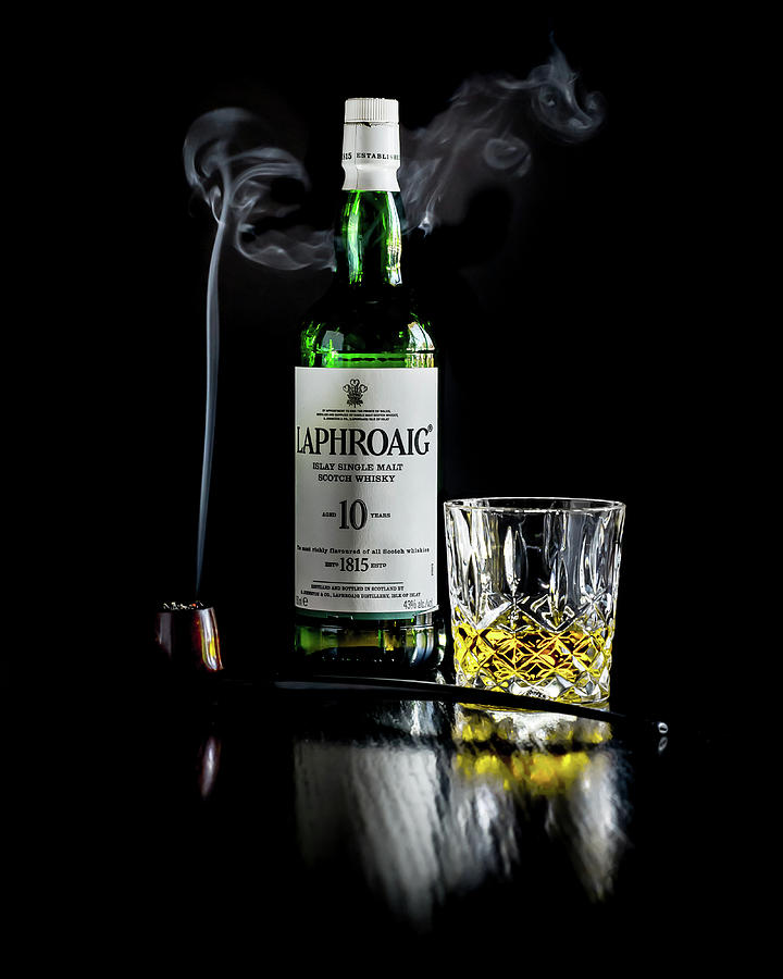 Whiskey and Smoke by Adam Reinhart