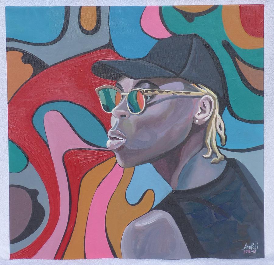 Dream Painting - Las Vegas Dream by Ana Poli
