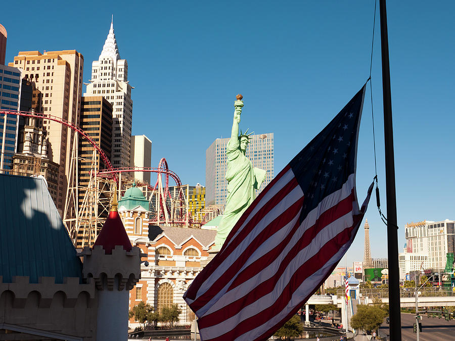 America Photograph - Las Vegas by Rae Tucker