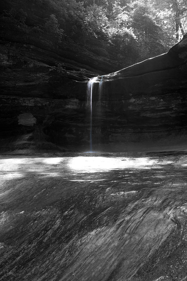 Lasalle Photograph - LaSalle Canyon by Dylan Punke