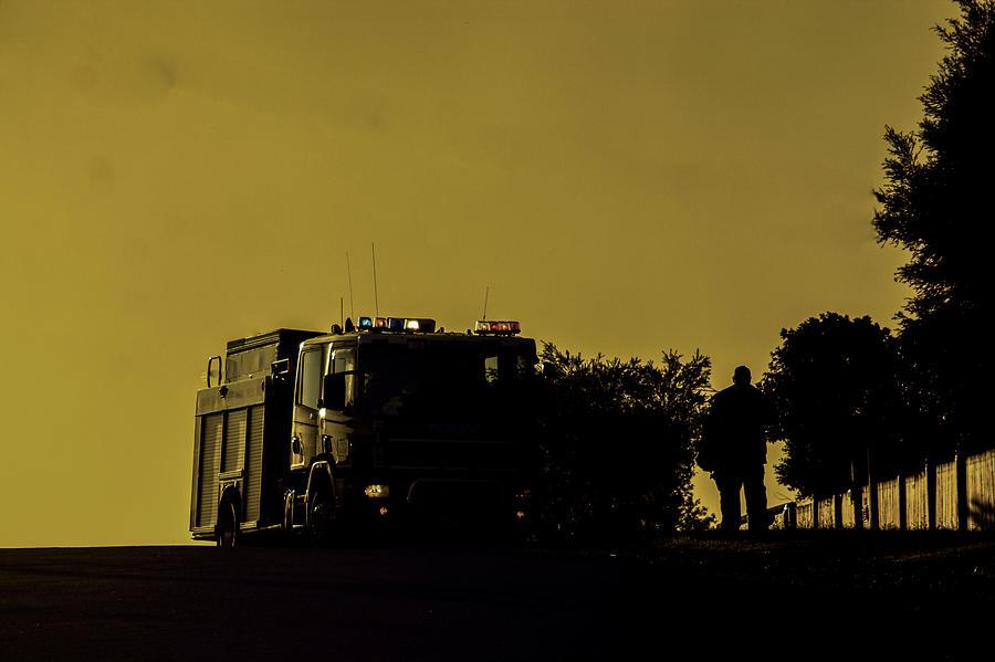 Last Fire Photograph
