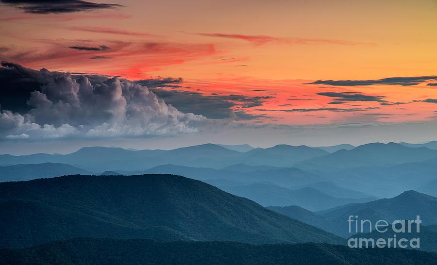 Sunset Photograph - Last Frame. by Itai Minovitz