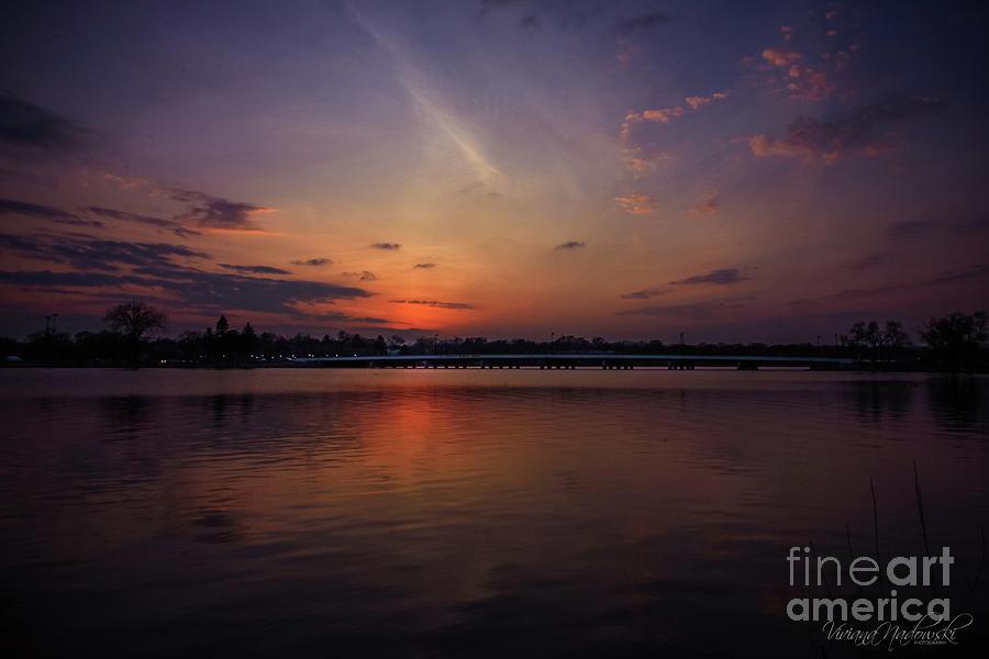 Last Glowing Ember by Viviana Nadowski