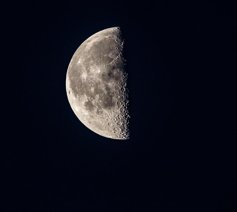 Image result for last quarter moon