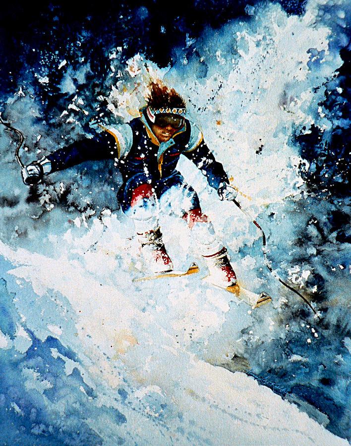 Last Run Painting