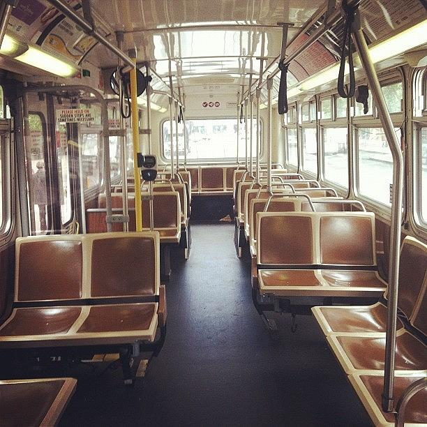 Commute Photograph - Last Stop by Courtney Haile