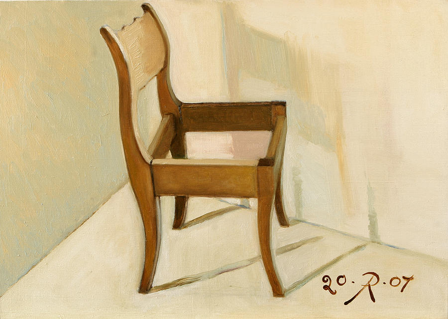 Late still-life Painting by Raimonda Jatkeviciute-Kasparaviciene