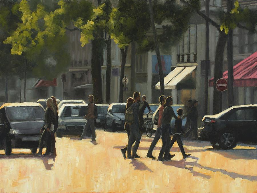 Latin Quarter two by Tate Hamilton