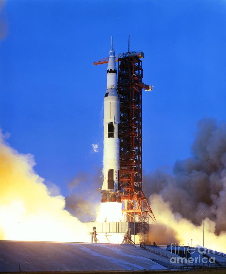 apollo 13 rocket launch - photo #20