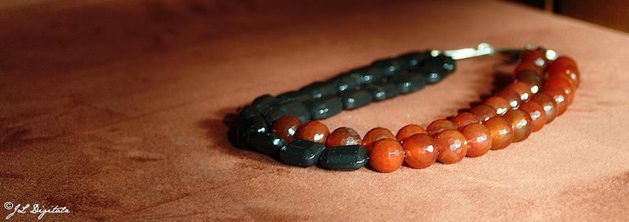 Carnelian Jewelry - Lava by Piper Cason