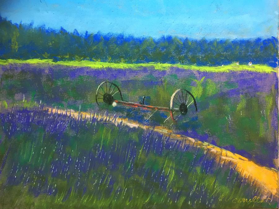 Lavender Fair by Ruben Carrillo