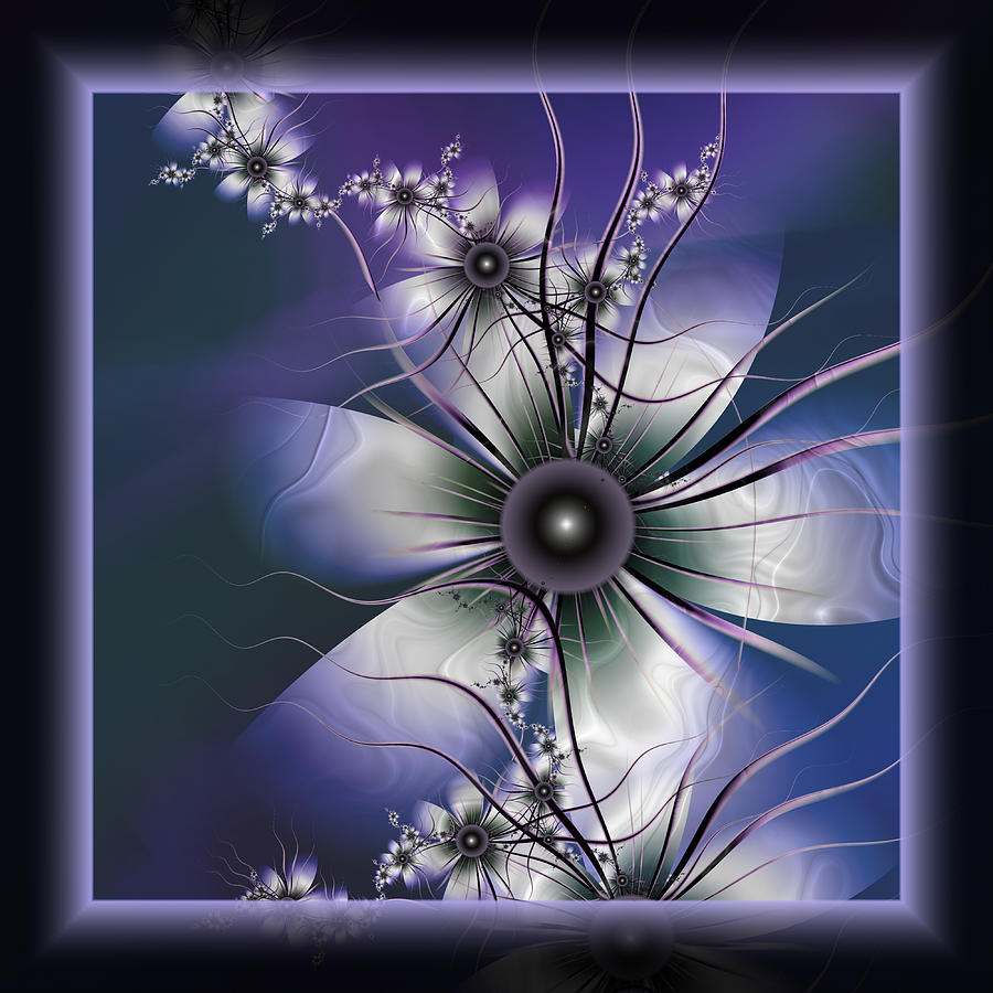 Lavender Glow by Karla White