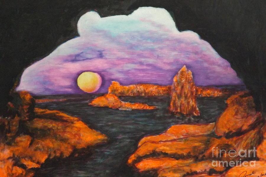 Lavender Sunrise by Ronda Douglas