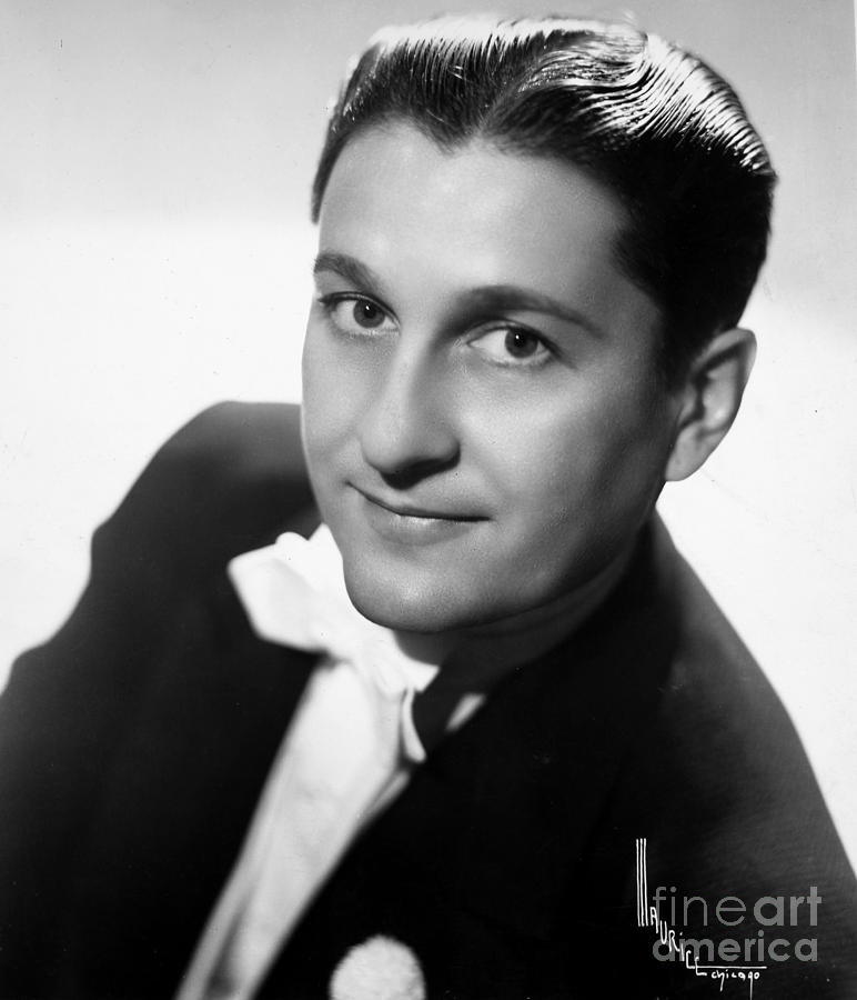 1943 Photograph - Lawrence Welk (1903-1992) by Granger