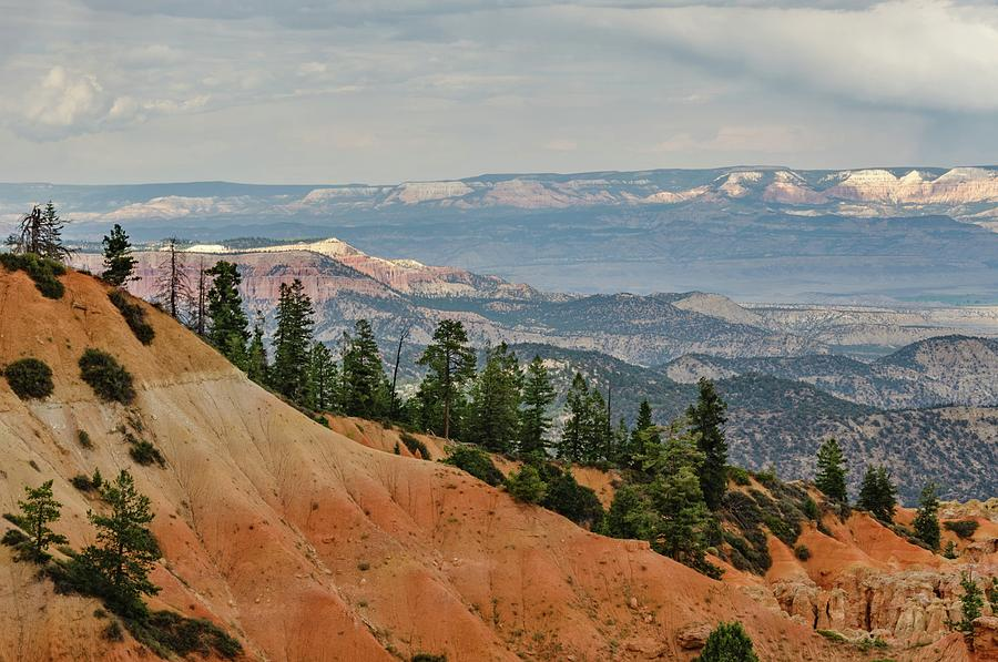 Layers and Light at Bryce Canyon by Gaelyn Olmsted