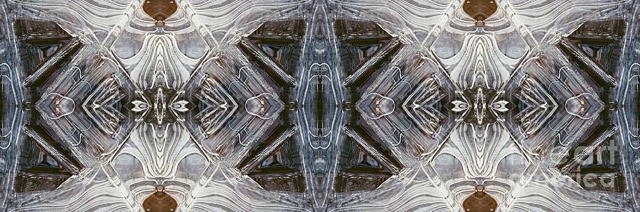 Larry Davis Photograph - Layers Of Ice #1 - Mount Monadnock by Larry Davis Custom Photography