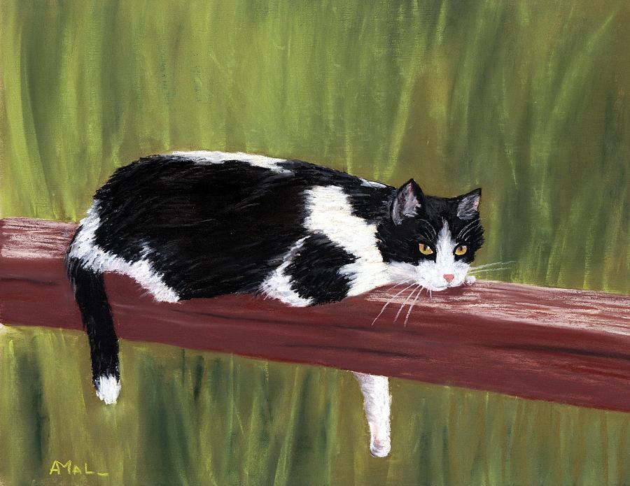Interior Painting - Lazy Day by Anastasiya Malakhova