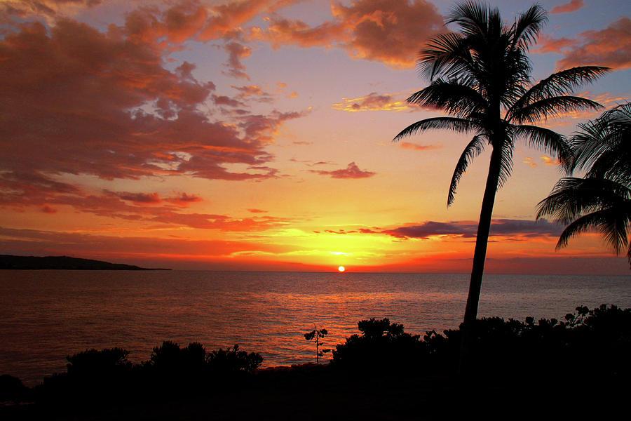 Lazy Sunset Photograph - Lazy Sunset by Kamil Swiatek