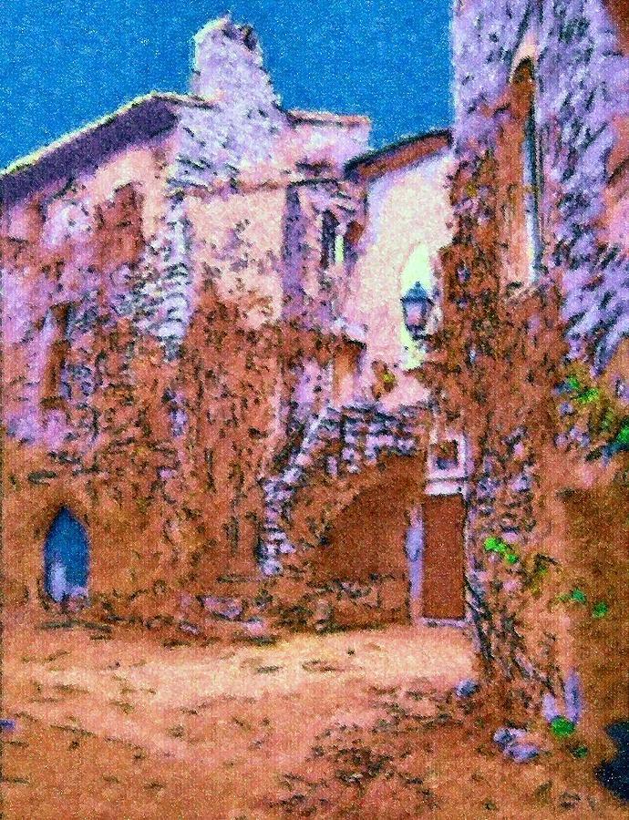 Viols Digital Art - Le Fort. Viols Le Fort by Gra Howard