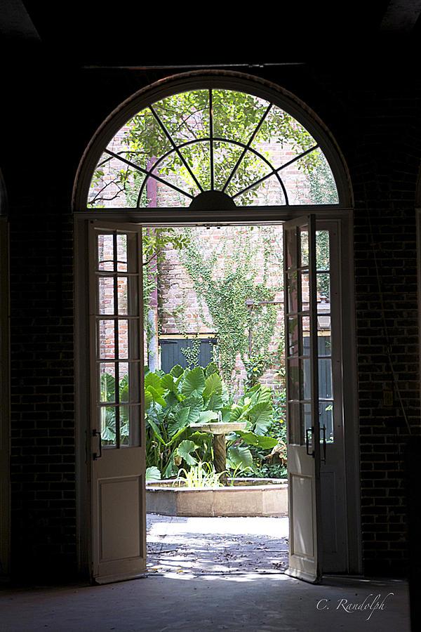New Orleans Photograph - Le Petit Theater by Cheri Randolph