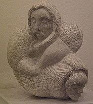 The Dream Sculpture - Le Songe by Giambra Giovanni