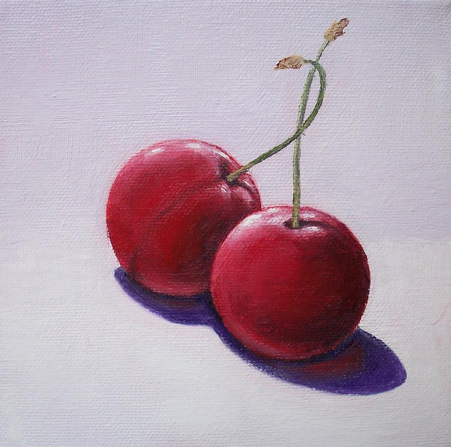 Still Life Painting - Lean on Me by Irene Corey